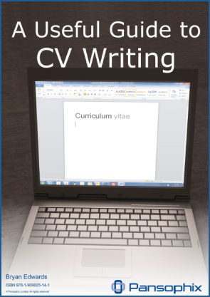 A Useful Guide to CV Writing