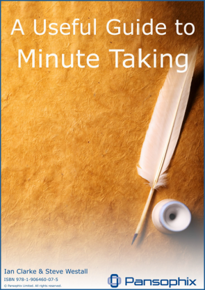 A Useful Guide to Minute Taking