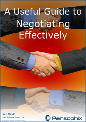 A Useful Guide to Negotiating Effectively